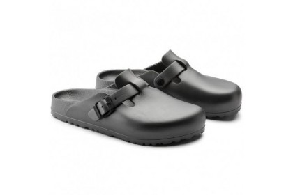 Birkenstock Boston EVA Anthracite 1002763 Slip On Clog Sandal