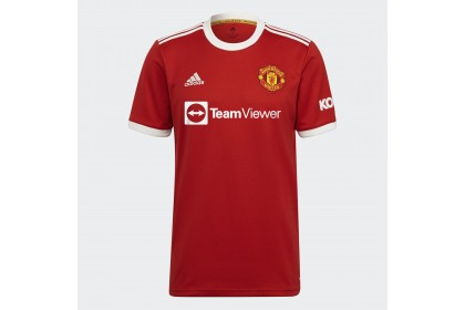 Adidas Men's Football Manchester United 21/22 HOME JERSEY H31447